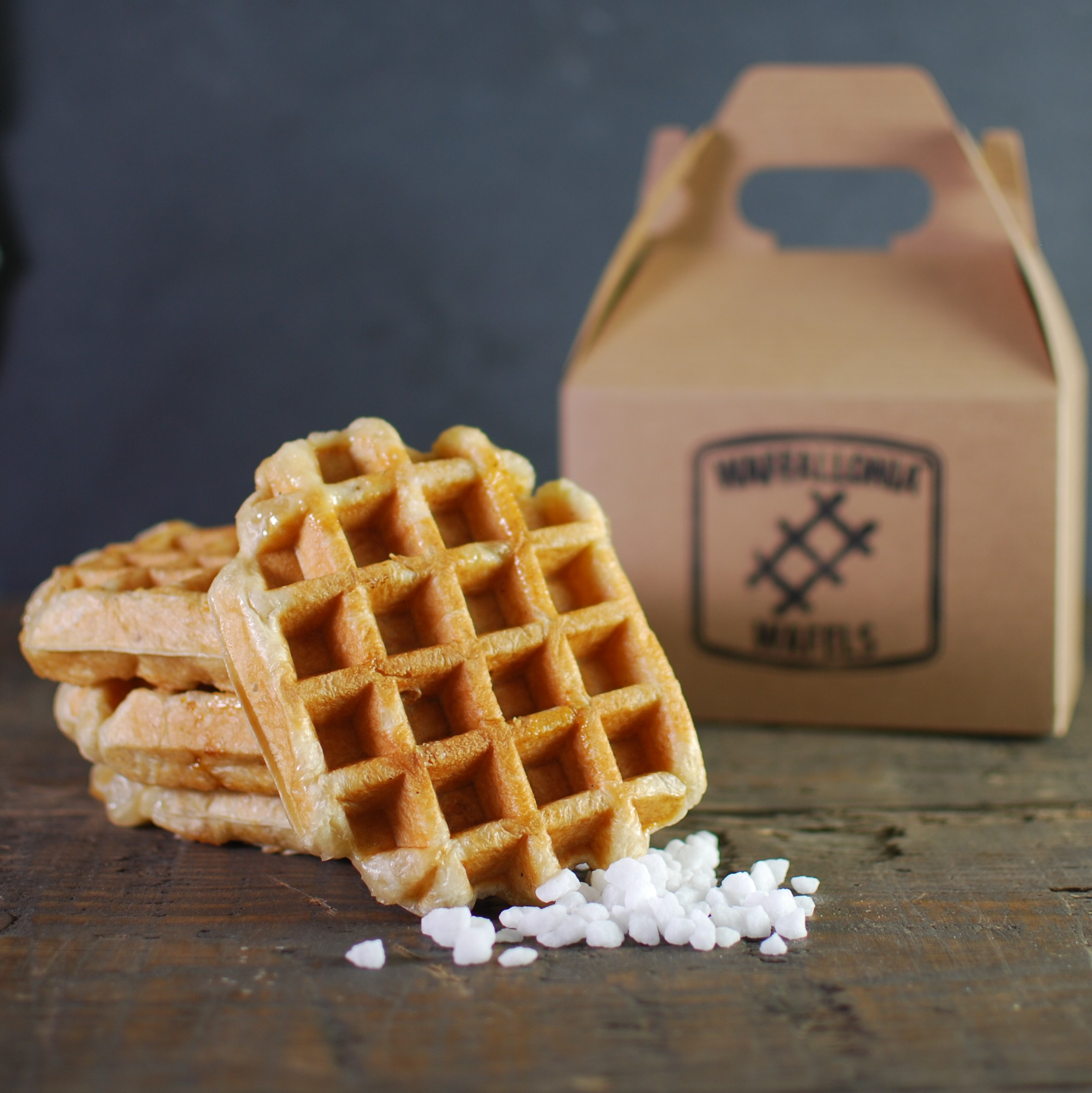 4 Waffle Pack - $14 (incl. tax)